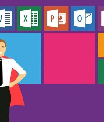 formation outils bureautique office, excel, word...