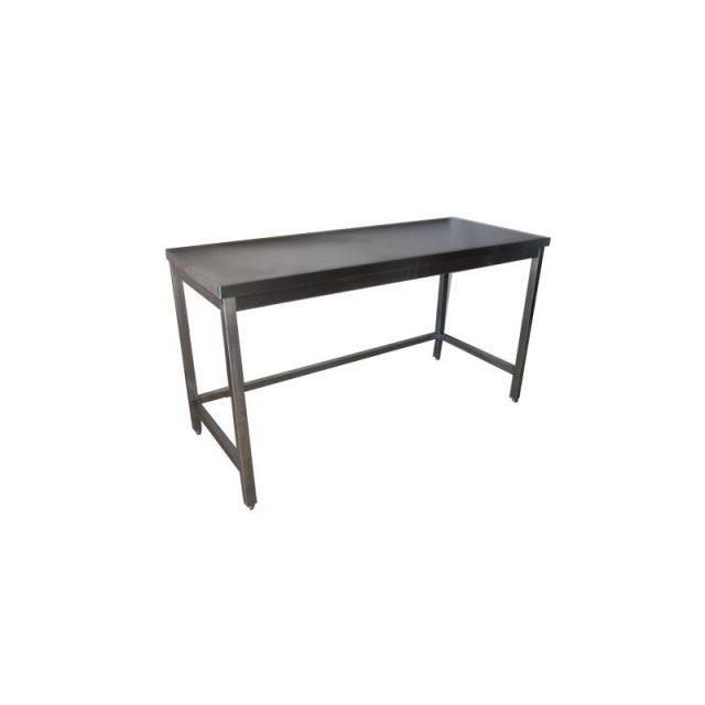 Procéder à l'aménagement d'une cuisine choisir une table inox
