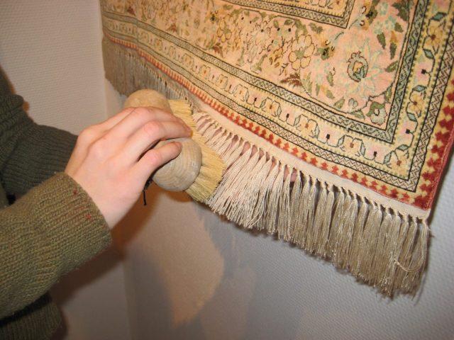 Nettoyer et restaurer des tapis orientaux et persans