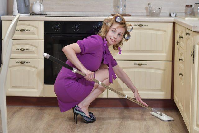 Une entreprise de nettoyage Genève pendant votre déménagement